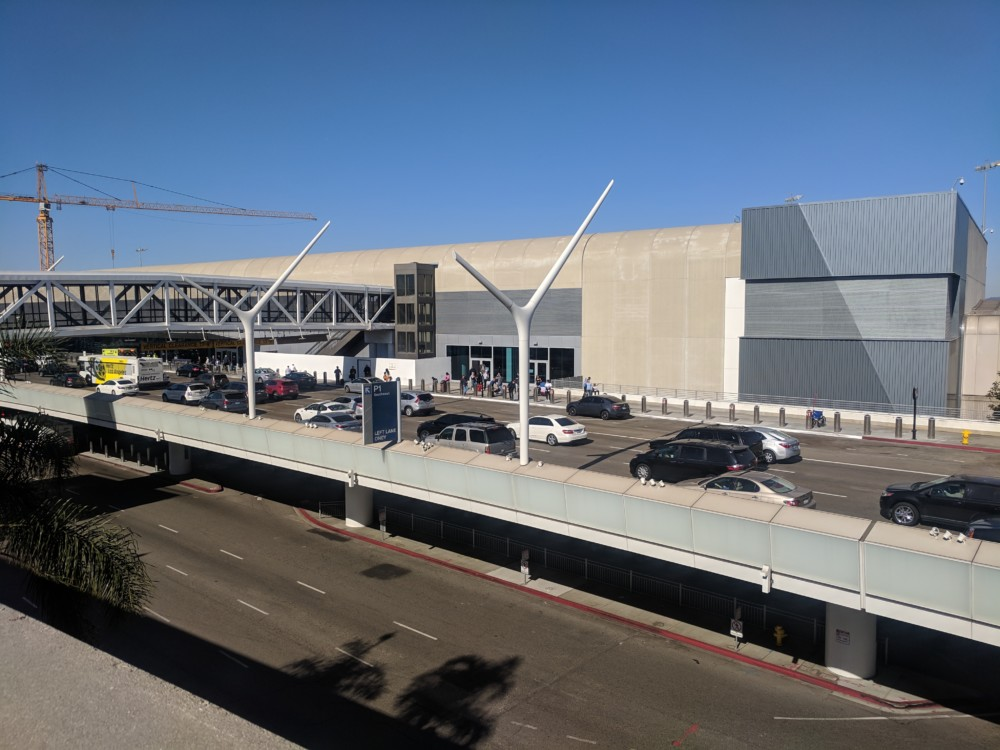 18fe05bec91 Preview: Southwest Finishes Terminal Renovations at LAX… But There's ...