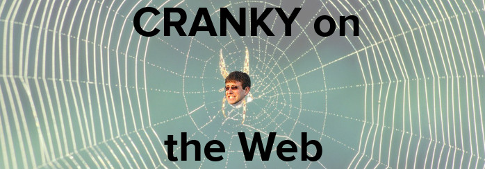 Cranky on the Web: The Mighty Hahn, American's Delays