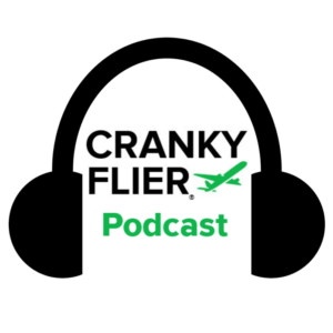 Cranky Flier Podcast Logo