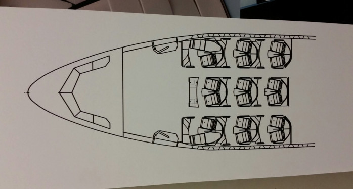 Hawaiian New A330 Seat Map