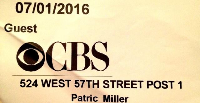 CBS-Pass