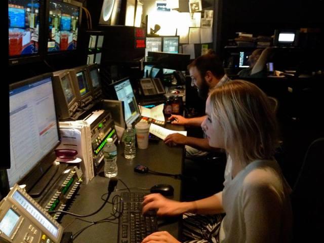 Katie-working