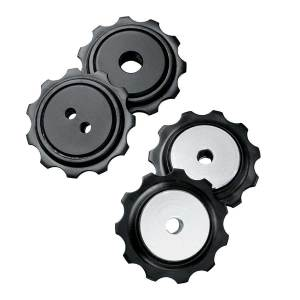 SRAM, Pulleys for X.0 05-07, X9 S-cage 07-09, X7 S-cage 08-09, pair, 00.0000.200.733