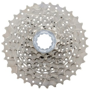 Shimano Cassette, CS-HG50 8-S,NI-PlateD, 11-13-15-18-21-24-28-34T
