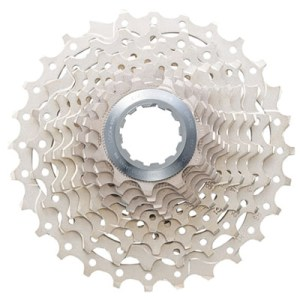Shimano Cassette, CS-6700, Ultegra, 10-Speed 12-13-14-15-17-19-21-24-27-30T