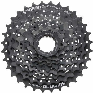 Shimano Cassette, CS-HG31, 8-Speed, 11-13-15-18-21-24-28-32T