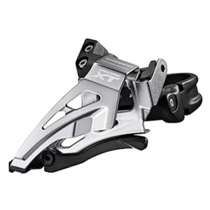Shimano Front Derailleur, FD-M8025-D, Deore XT, for 2X11, Direct Mount, Down-Swing,DUAL-Pull, CS-Angle: 66-69