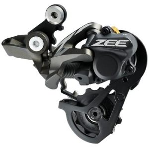 Shimano Rear Derailleur, RD-M640-SS, ZEE, 10-Speed Top-Normal, Shadow Plus Design, Direct Attachment, for FreeRIDE, 11-32/11-36T