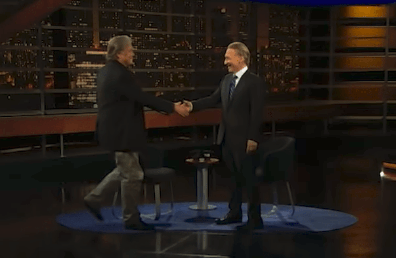 'Real Time with Bill Maher' has officially become a parody of itself