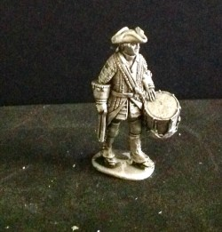 Garde Francais Drummer