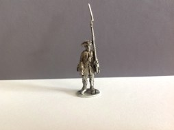 Savoia Infantry Standing to attention