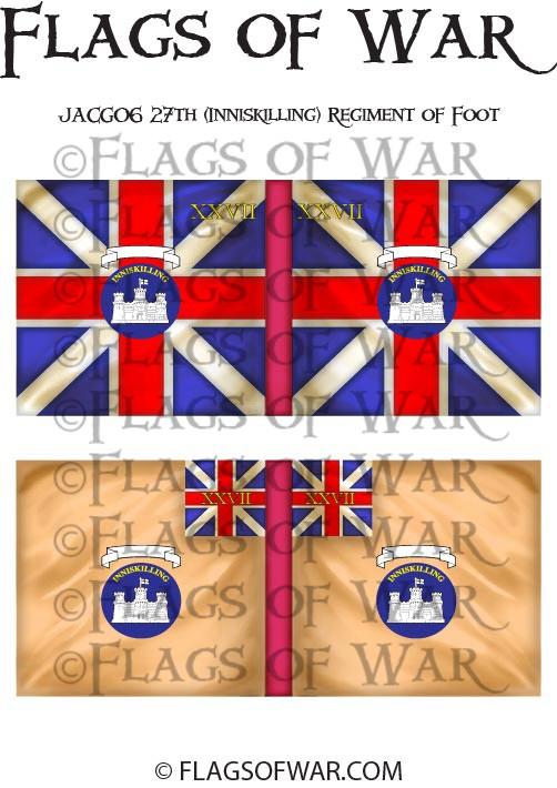 27th - Inniskilling Regiment of foot