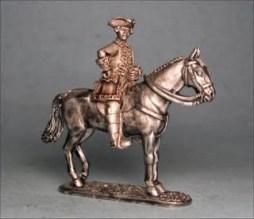 Mounted Gentlemen