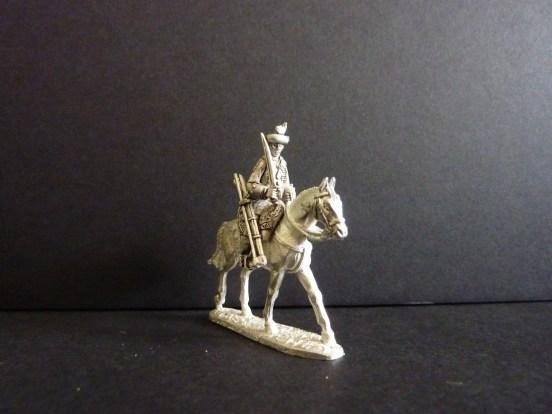 Mounted Fusilier de Morliere Trooper