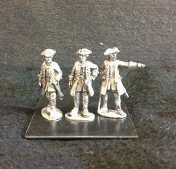 Savoia Infantry Officer Marching