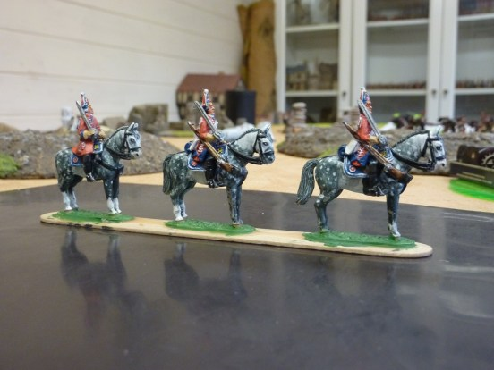 Scots Grey/Horse Grenadier Officer