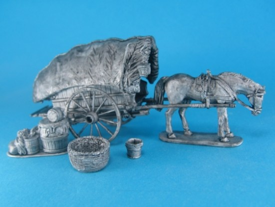 Sutlers Wagon