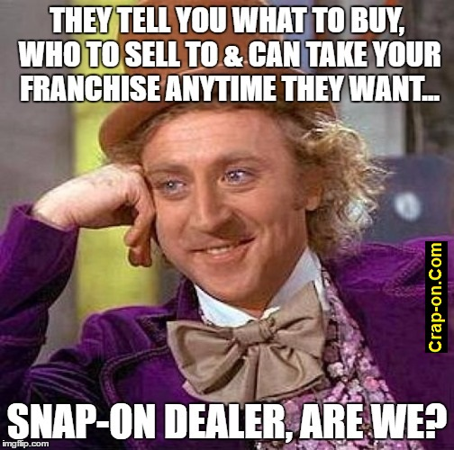 Snap on Dealer?resize=300%2C298 snap on meme gallery send us your pics crap on dealer program