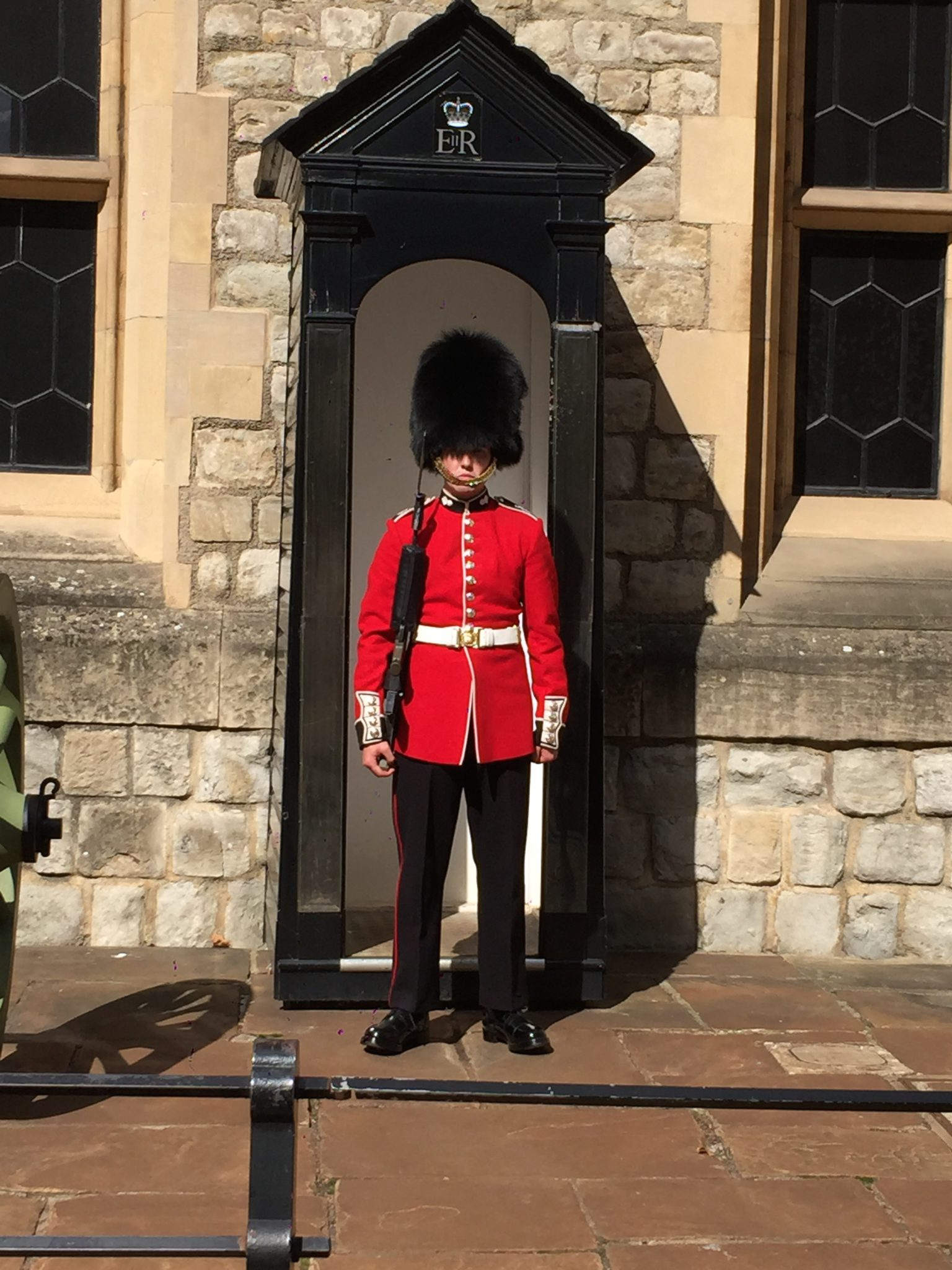 Gardien de la Tour de Londres