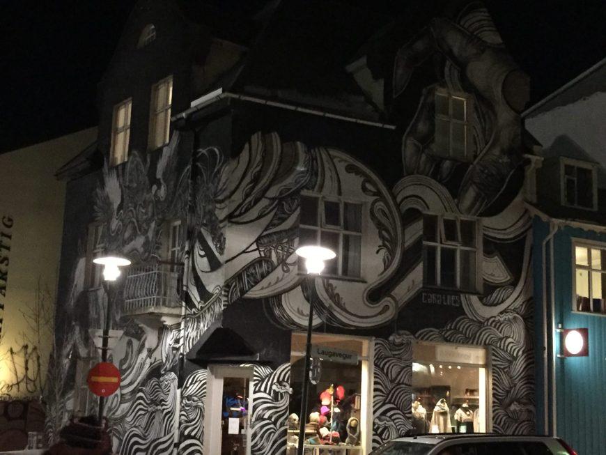Maison d'Islande - Reikjavik