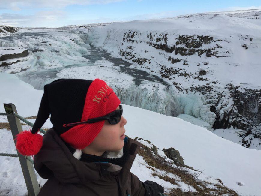 Gullfoss - Islande