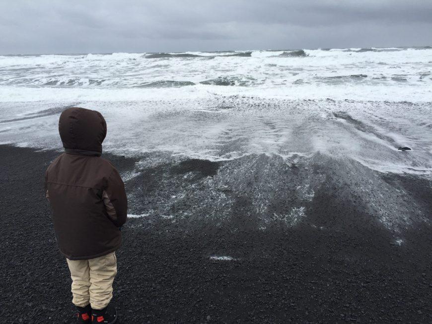 Reynisdrangar - Islande