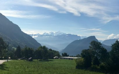 Haute Savoie, Mont Blanc