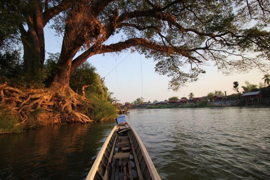 4000 îles Laos - Tour du monde en famille - Itinéraire