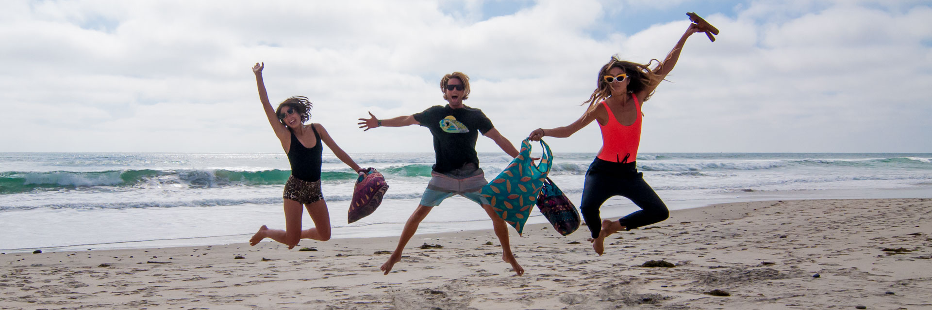 CrapChute Bags - Kickstarter Launch