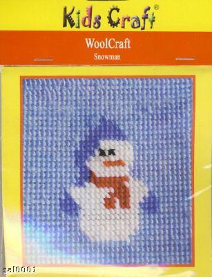 Original snowman design