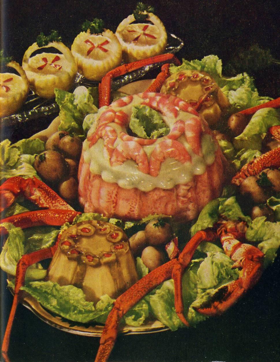 Cthulhoid Jello Salad Boing Boing