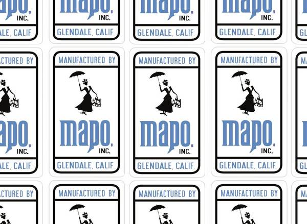 print your own mapo stickers declare your goods to be of bespoke