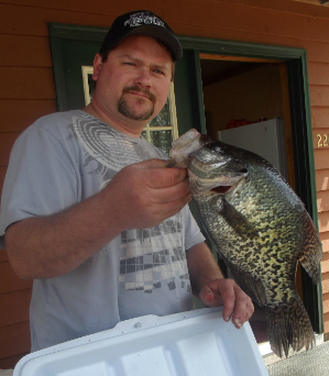Crappie fishing on reelfoot lake crappie crazy crappie for Reelfoot lake crappie fishing