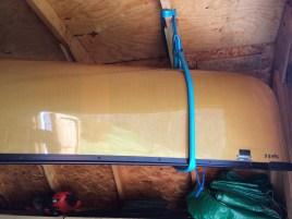 canoe on a hose_Burre