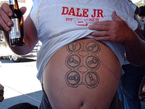 Sixpack Tattoo