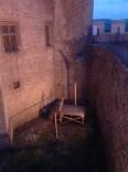 castelul huniazilor spânzurătoare