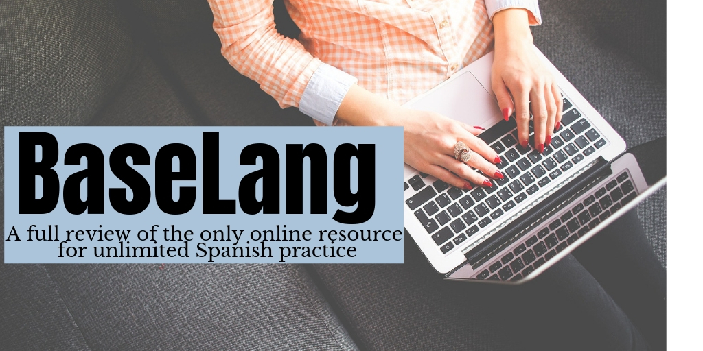 BaseLang Review: online Spanish classes