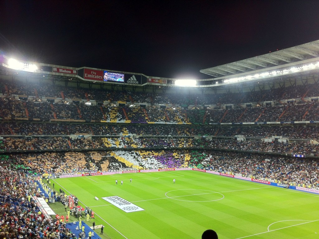 Facts about Spain: Real Madrid is a religion