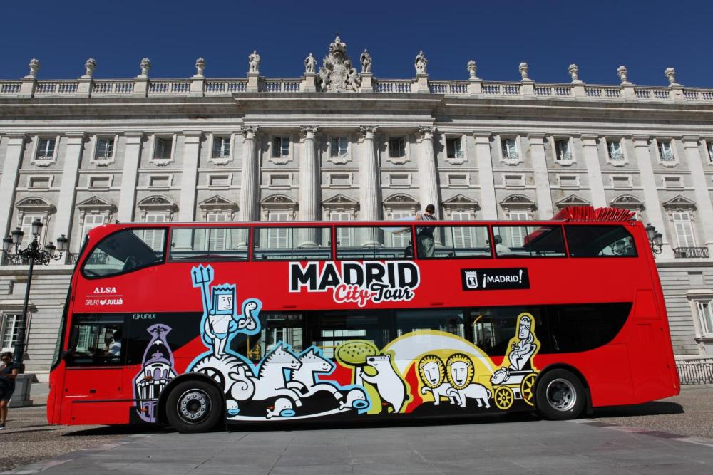 You might see this on your free tour Madrid