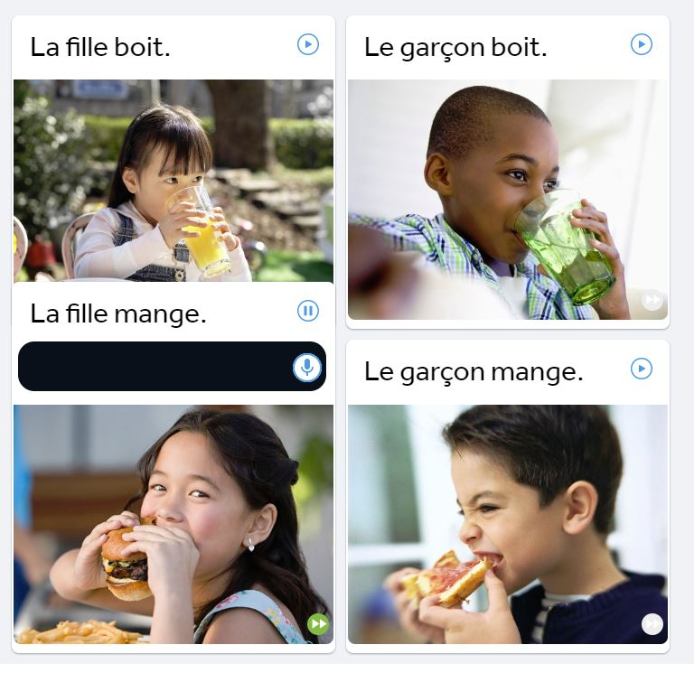 Duolingo vs Rosetta Stone: Rosetta Stone really excels at practicing language skills