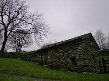 little stone barns en route