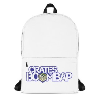 crates of boombap backpack