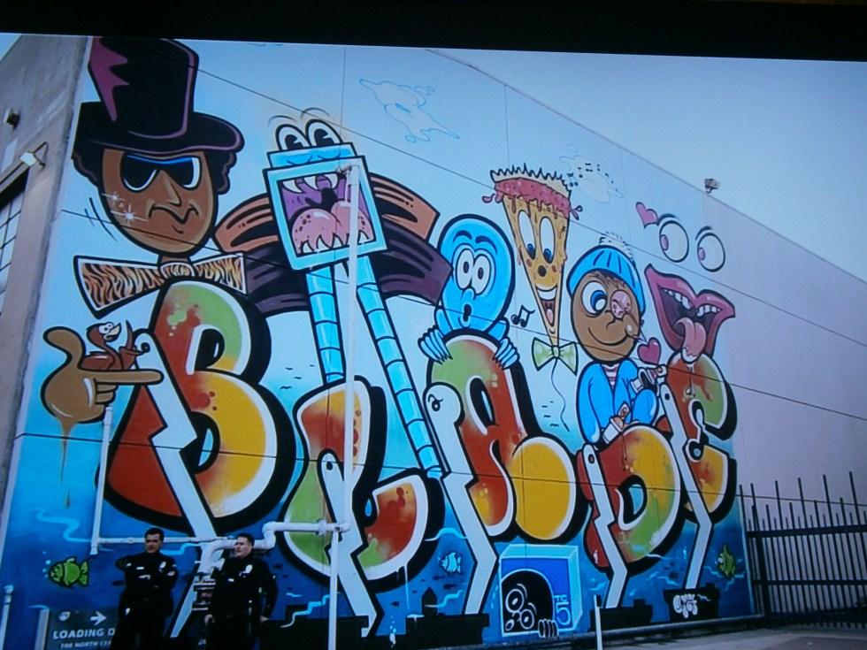 BLADE NYC GRAFFITI