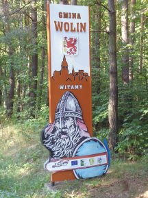 Polish Vikings gather in Wolin for their annual conference of witches, magicians and astronomers.