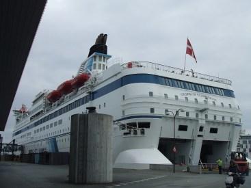 auf Wiedersehen Oslo