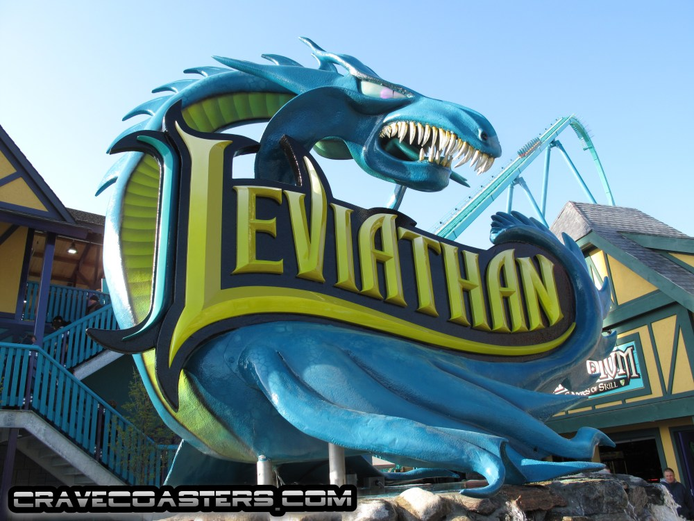 First Ride: Leviathan Unleashes Its Fury (2/6)