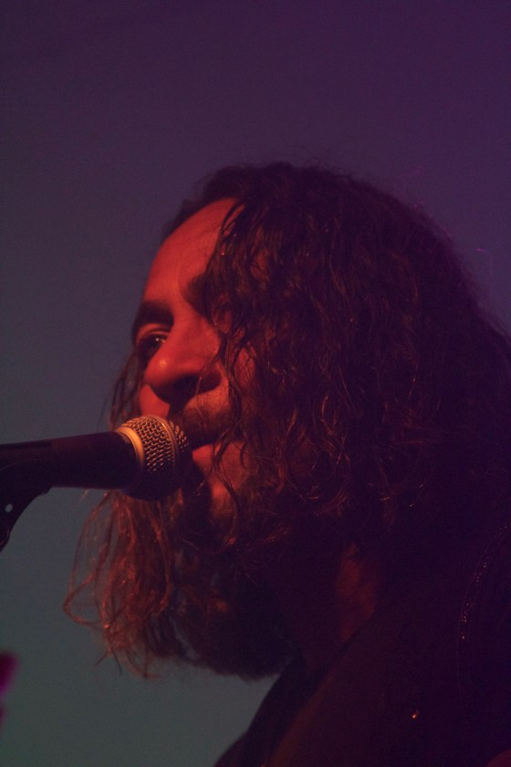 Grant Haua of Swamp Thing