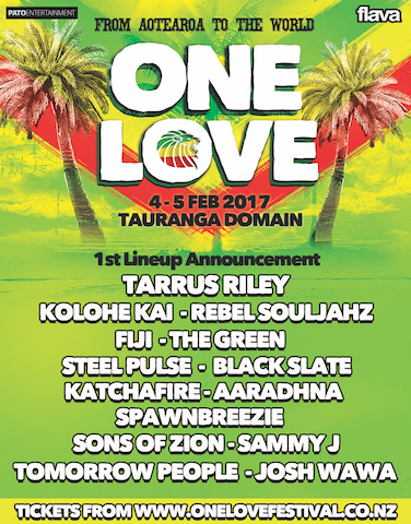 One Love 2017