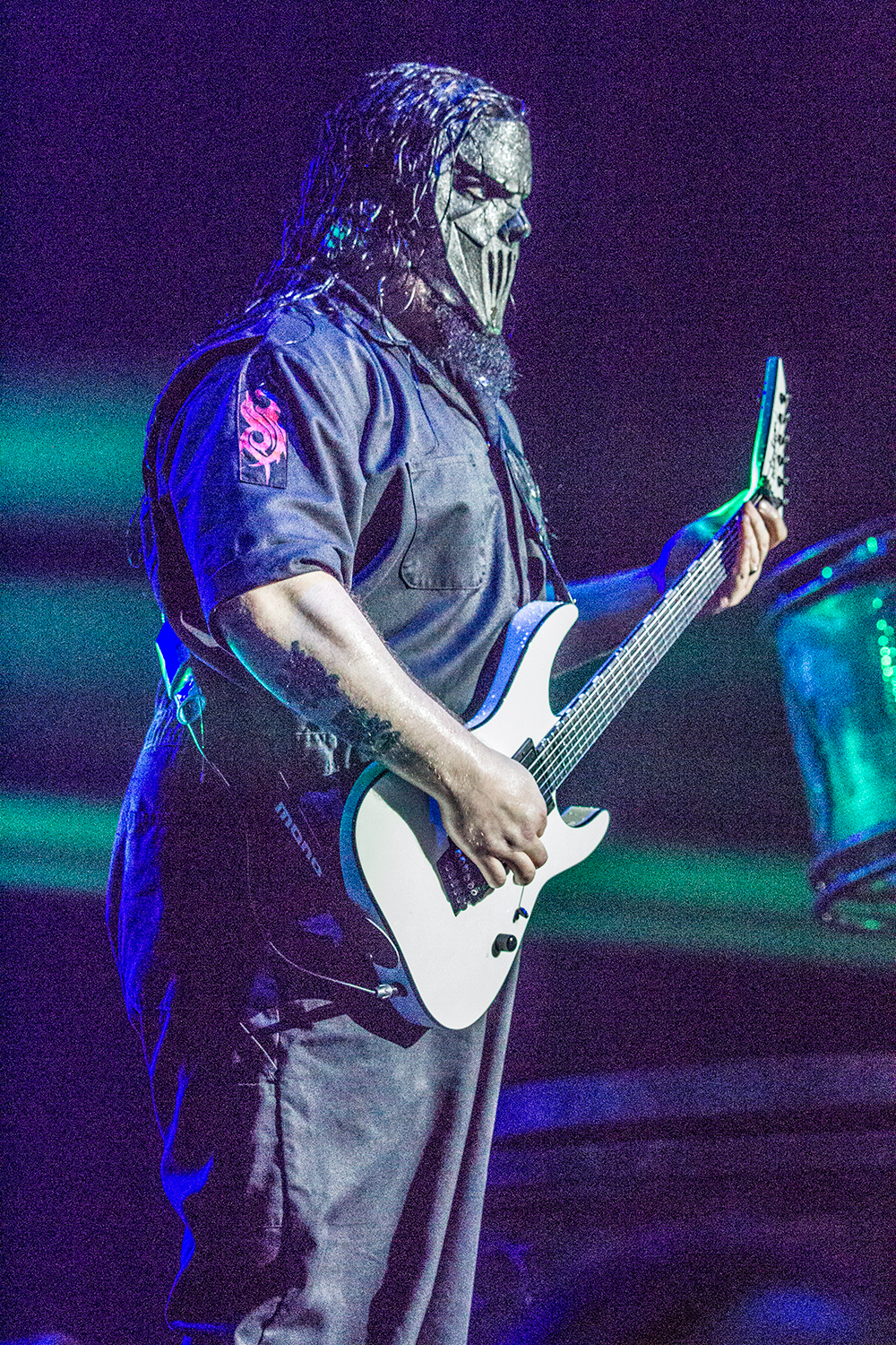 Slipknot at Vector Arena: photo gallery – Crave!