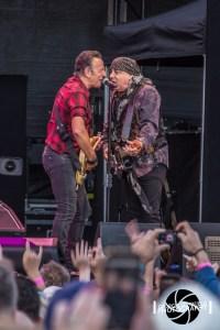 Bruce Springsteen and Steve van Zandt